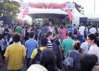 Ruído nas Ruínas - 26/02/11 - Curitiba-PR
