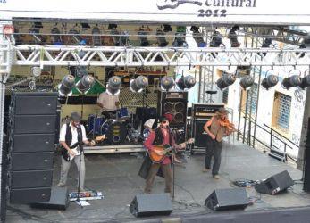Quadra Cultural - 25/02/12 - Curitiba (PR)