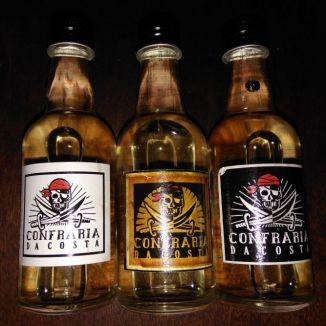 Mini Garrafa de Rum