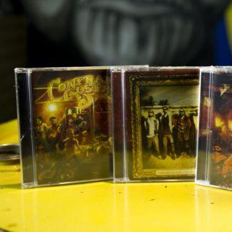 Combo de CDs